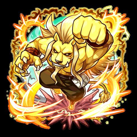 Lionel (Beast King)