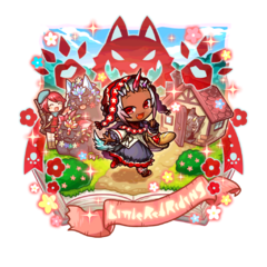 Opushii【Little Red Riding Hood】