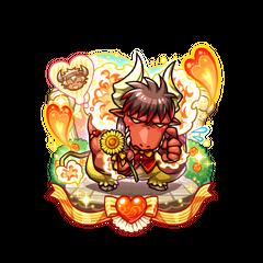 Minokichi 【Gift Hunting Cavalier】 as a Giga Minoterios