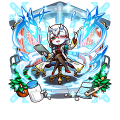 Supesei 【School Nurse】 as a Spiritian Queen