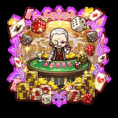The Legendary Highroller (Boss of the God of Gambling's dungeon)