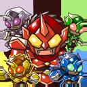 Icon 0464 Paraberangers