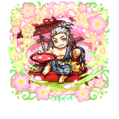 Hermit 【Swaying Sakura】