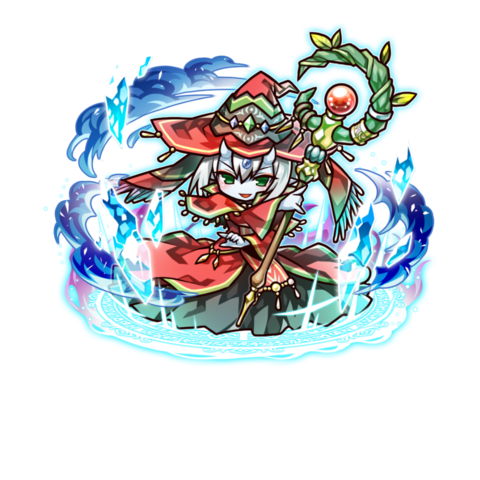 Supesei as a Spell Lord - Variant