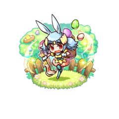 Ceres (Archer of Easter) in the mobile game