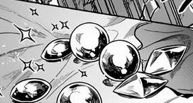 Ogre gems-demon sphere and dragon sphere