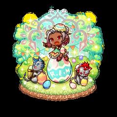Opushii 【Renowned Egg Hunter】