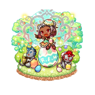 Opushii 【Renowned Egg Hunter】
