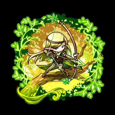 Hoof (Hero of Fortified Wood) in the mobile game