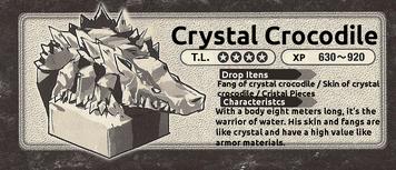 CrystalCrocodile