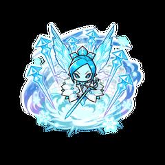 A Snow Fairy