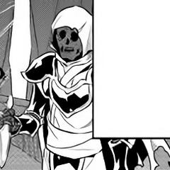 A Black Skeleton Assassin