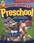 Reader Rabbit Preschool