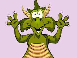 Sir Drayson Dragon