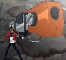 Rex-Slam Cannon