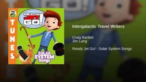Intergalactic Travel Writers