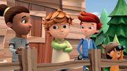 RJG - Kids at treehouse