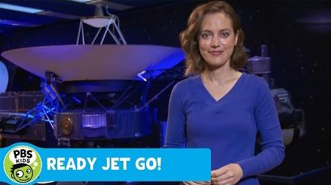 READY JET GO! Voyager Speed PBS KIDS
