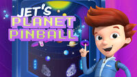 Game-jet-pinball