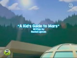A Kid's Guide to Mars