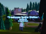 Treehouse Space Station