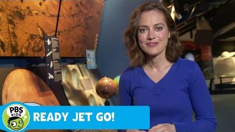 READY JET GO! Aerogel PBS KIDS