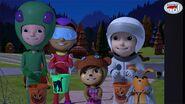 Jet alien, Sydney commander cressida, Mindy bear, Sean neil armstrong, Sunspot doctor
