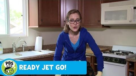 READY JET GO! Homemade Comet PBS KIDS