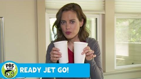 READY JET GO! Infrared Light PBS KIDS