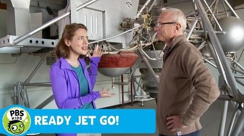 READY JET GO! Flight Research Center PBS KIDS