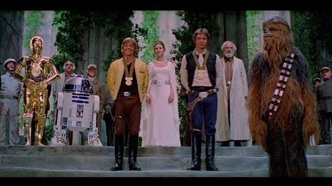 Star Wars A New Hope - Ending 1080p HD