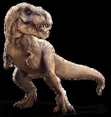 Rexy the T-Rex
