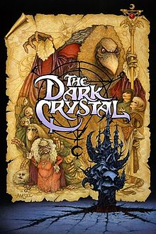 The Dark Crystal Film Poster