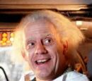 Doc Emmett Brown