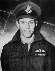 George Beurling Vancouver 1943