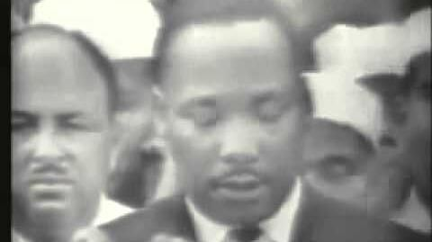"Martin Luther King ""I Have A Dream"" Speech"