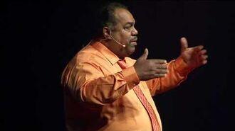 Why I, as a black man, attend KKK rallies. Daryl Davis TEDxNaperville