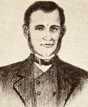 William B. Travis by Wiley Martin