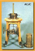 Curie electrometer