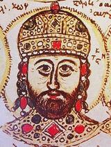 Constantine XI Palaiologos miniature (2)