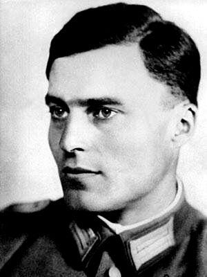 Claus von Stauffenberg (1907-1944)