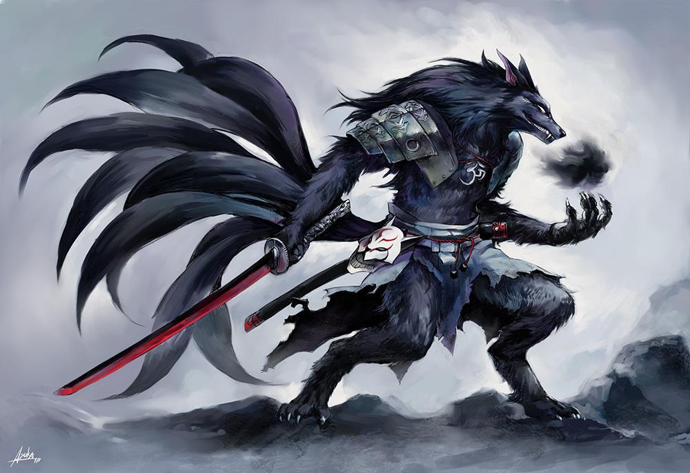 Kitsune | Real Supernatural and Mythical World Wikia
