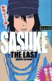 SasukeTheLast