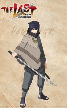 Sasuke the last naruto the movie by douglaaz-d84fwrj