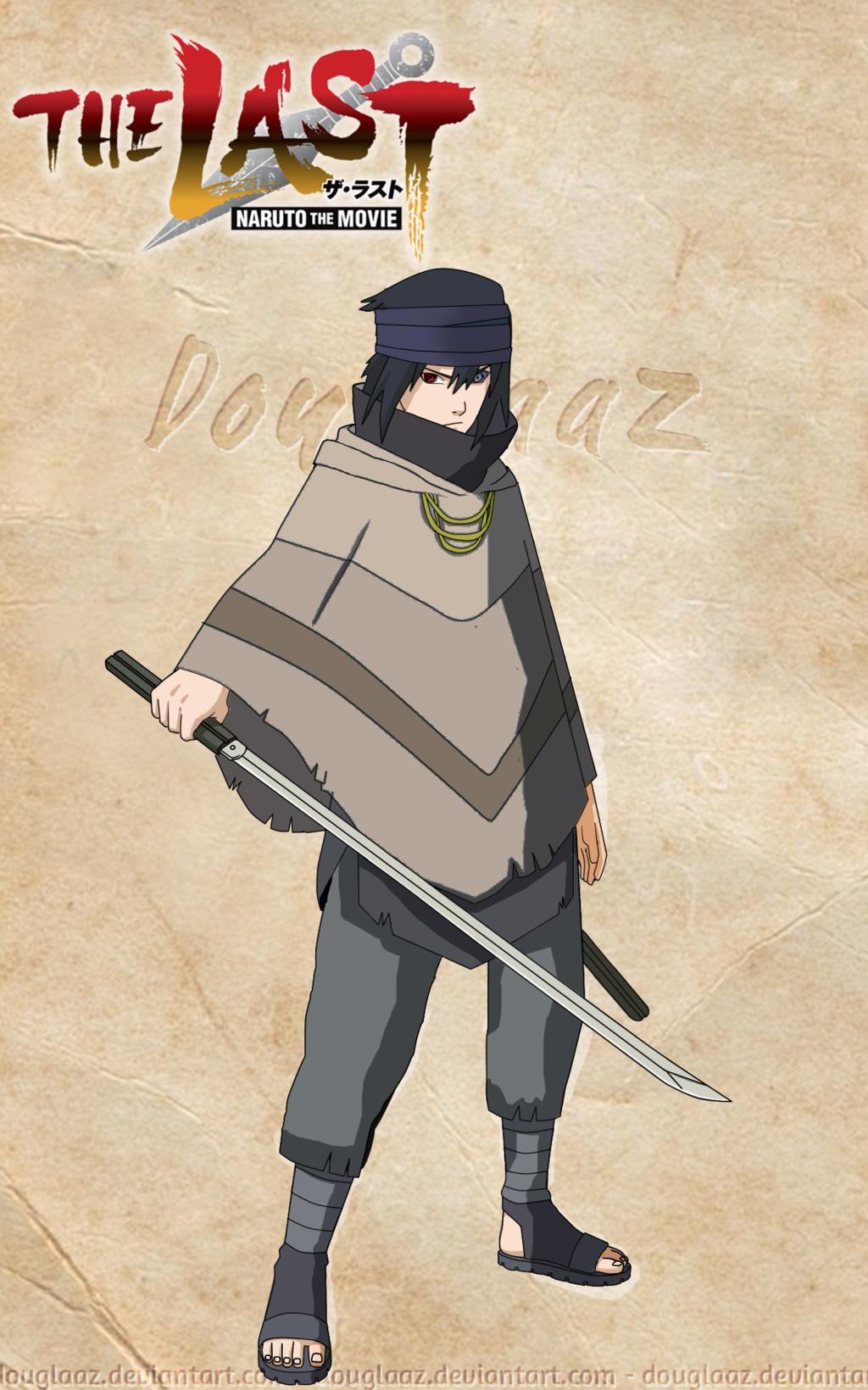 image sasuke the last naruto the movie by douglaaz d84fwrj png