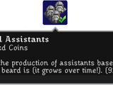 Bearded Assistants