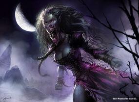 Deathshriek banshee by velinov-d494yx4