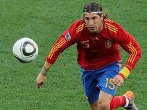 Ramos seleccion