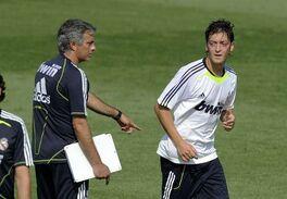 Mourinho practica