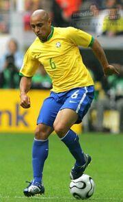 Roberto Carlos seleccion